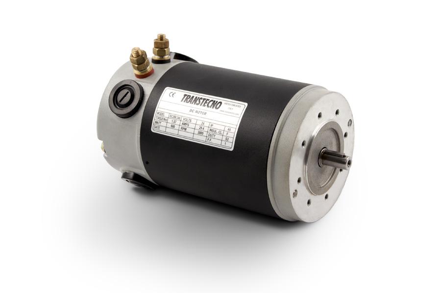 Электромотор постоянного тока