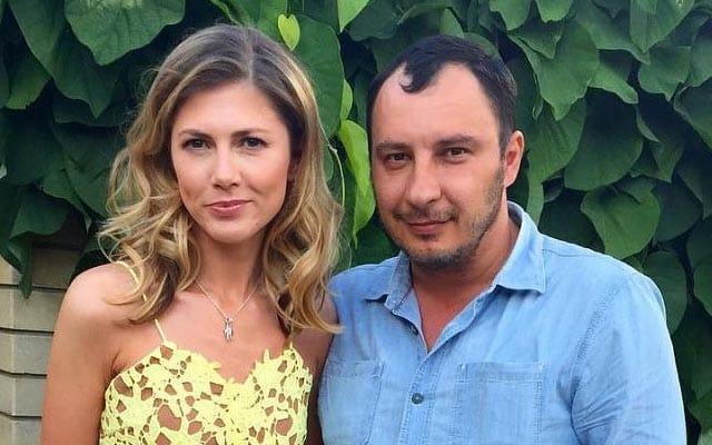 Дмитрий Танкович и Ольга Рыбка