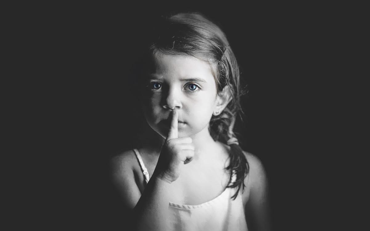 Немая Украина. Готовы ли вы молчать?