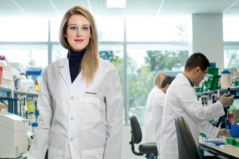 «Стив Джобс в юбке»: Элизабет Холмс и её прорыв в медицине