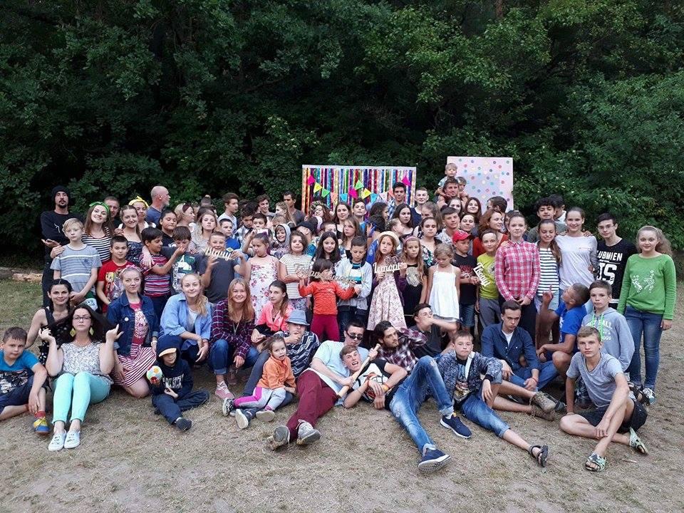 Лето без ограничений: в Киевской области организовали единственный в Украине инклюзивный детский лагерь.