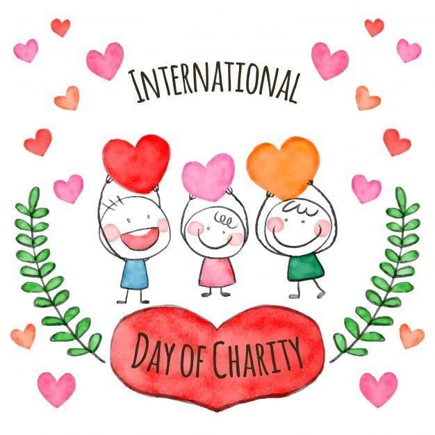 Поздравляем с Международным днём благотворительности!